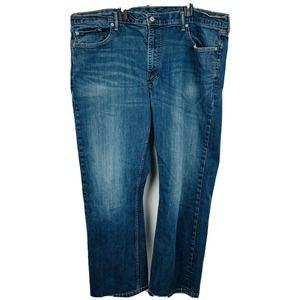Levi's Original Riveted Men's Blue Jeans - W44/30